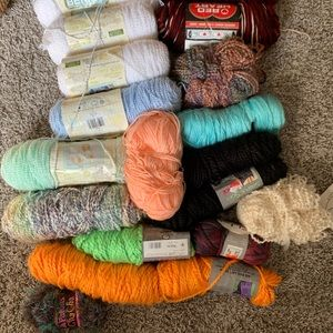 Yarn! 20 bundles